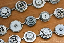 Jewelry - Buttons / by Designs By Dawn Rene