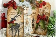 Christmas-Tags / by Debbie Peters