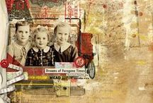 Scrapbook - Digital / by Designs By Dawn Rene
