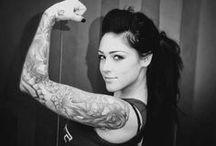 tatoo / by Gloria Crauswell