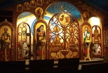 Byzantine Churches / by Sally Simmons