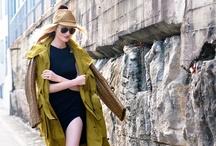 Fashion -- Street F/W / by Mina Chang