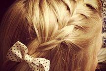 Hair Ideas / by Mandy Holcomb