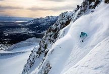 Where you want to ski. & be. / by HotelTonight