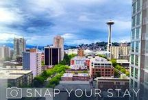 Snap your stay / by HotelTonight
