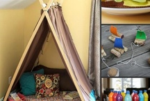 Ideas for the kiddos / by Sabrina Sides