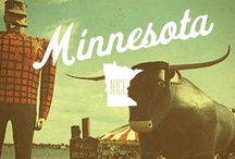 All About Minnesota / by Gopher Sports