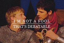 Merlin / Finally, a show where the actors aren't like triple my age! / by Super Star