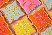 Cookie ideas / by Meghan Jordan