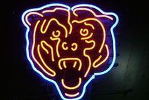 Chicago bears Grrrrr! / by Ada Carlson