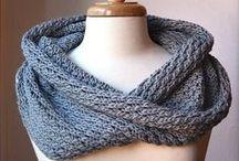 Knitting/Crochet / by Katrina Alia