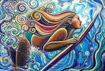 art inspiration / by Mariska Voell