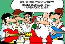 Christmas Holiday Humor / A collection of all the funny, silly & whimsical comments, cartoons, posters, photos and videos from our biggest and best holiday!   / by Ben Barrett