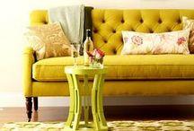 ::living room + family room:: / by Danielle Betters Kruse
