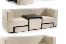 Modular Slot Sofa / by Rent to Own. ph