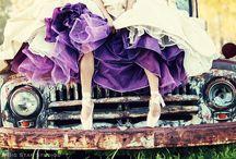 Trash the dress ideas / by Julianne Jantzi
