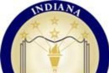 Indiana History & Genealogy / History and resources for #genealogy in #Indiana #familyhistory / by Robin Foster:  Genealogy & Social Networking