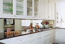 Space-Saving Tricks for Small Kitchens / by Rent to Own. ph