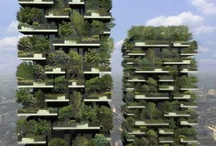 Stefano Boeri's Urban Vertical Forest / by Rent to Own. ph