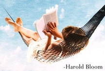 Reading / by Peta Caldwell