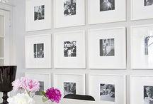 Gallery Walls / by Julianne Jantzi