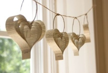 Valentine's Day / Lots of great Valentine goodies, decor, and gift ideas.  / by Angela Walker