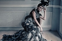 Fashion... Turn to the Right / Amazingly gorgeous high end fashion and haute couture / by Jen Ness