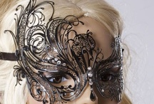Masquerade Ball / Masquerade and costume ideas / by Jen Ness