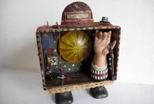 Shrines and Altered Art / by Craftster