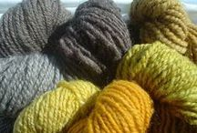 Luscious Yarns / A collection of luscious yarns from my shop and others. / by The Merry Spinster