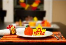 Thanksgiving 101 / From turkey to pie, Thanksgiving and harvest recipes, DIY decor and more! / by Craftster