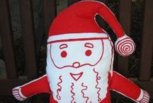 Crafted Santa / Crafted and handmade Santa projects / by Craftster