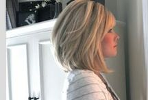 Favorite Hairstyles and cuts / by Nicole Sutton