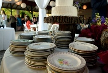 Our First Wedding-Chukker Farms-Alpharetta / April 7, 2012  / by The Vintage Chicks China Rental
