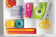 Organization 101 / Ideas and products to keep you organized. / by Bed Bath & Beyond