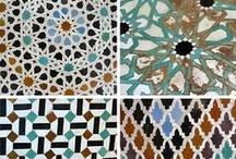 Mandala's, (Islamic) Geometry, Kaleidoscopes & Fractals / patterns that fascinate me trough their beauty & structure / by AGCM vNispen