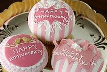 #Happy #Aniversary / #Birthday #Party at Te quiero rosa ♪♫ / by Te Quiero Rosa