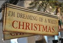 CHRISTMAS MAGIC ~ Share your very best!  / by Marjorie Wallace