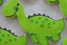 #Dinosaur Party at Te Quiero Rosa / by Te Quiero Rosa
