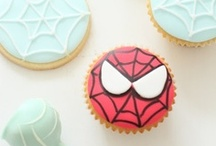 #Superheroes #Party at Te Quiero Rosa / by Te Quiero Rosa