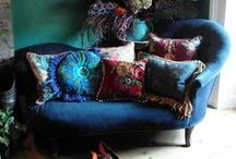 Admirations  / Collection of rooms & designs I think are lovely and fabulous.  / by Charlotte Cranwell