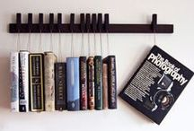 Authors, Books & Bookshelves / Pictures of beautiful bookshelves and the beautiful authors and books that inspired their creation. / by Melody