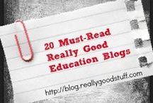 EduBLOGcation / Education bloggers who love what they do and inspire to do what they do. / by Melody