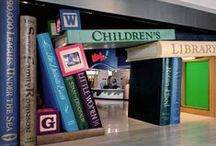 Road Trippin': Libraries / Just visiting some of California's cool libraries... / by Melody