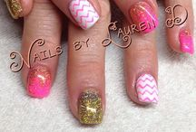 Get nailed!! / by Lauren Dudley