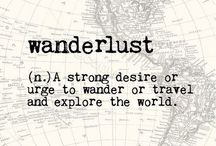Wanderlust / Places to visit, things to see / by Fiona Hunter