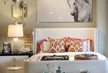 dreamy bedrooms / by Geetha Subbu