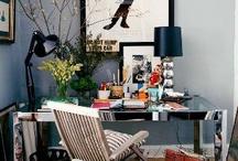 Home work spaces / by Geetha Subbu