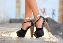 Heels .:. Really Sexy Heels / by Christine Kysely