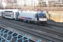 trains! / by Caleb